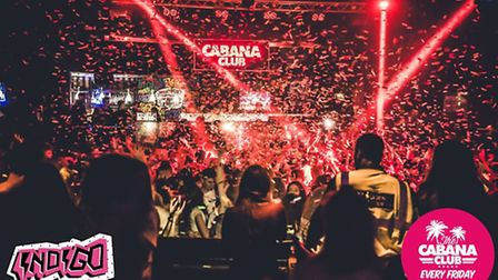 Phil Mitchell comes to the Cabana Club at Mercy in Norwich on Friday, March 10. Picture: Cabana Club