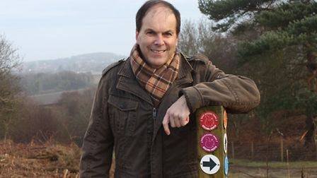 Michael Timewell, who is director of Kelling Heath owners Blue Sky Leisure. Picture: KAREN BETHELL