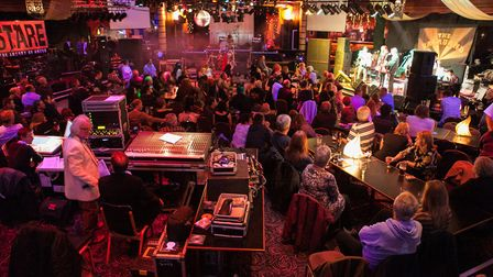 The Room event in 2013. Photo: Howie Marsh