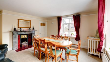 Dining room at Grove House