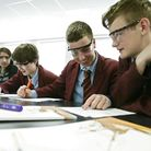 A science festival at Ormiston Victory Academy to help year 11 students from Victory, Venture, Endea