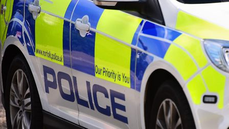 Police officers have been called to the A11 after a lorry shed its load. Picture: Archant.
