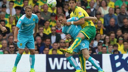 Norwich City went top when they beat Burton at Carrow Road. Picture by Paul Chesterton/Focus Images