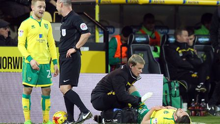 Ivo Pinto has been ruled out of the trip to Burton. Picture: Paul Chesterton/Focus Images