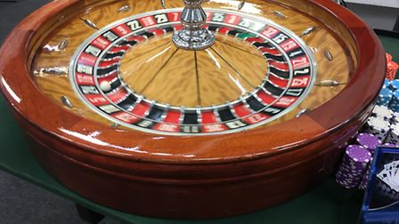 Roulette from Fun Casino Events. Picture: Archant