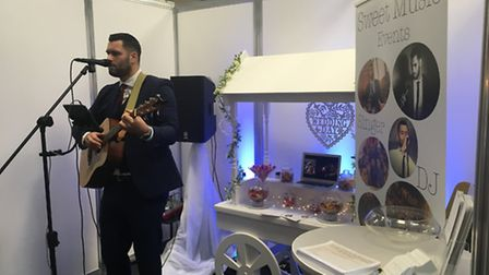 Music from Sweet Music Events. Picture: Archant