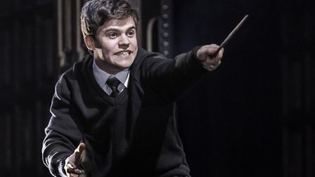 Sam Clemmett: Sam Clemmett as Albus Potter in Harry Potter and the Cursed Child at the Palace Theatr