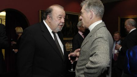 Sir Peter Hall: Sir Peter Hall CBE and Sir Ian McKellen - both theatre knights started their theatri