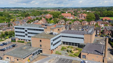 The College of West Anglia in King's Lynn. Picture: Ian Burt