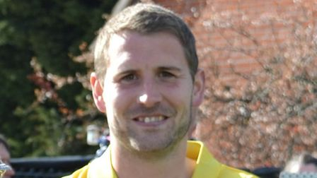 Andy Eastaugh could return from injury on Tuesday night when Norwich United take on Aveley. Picture: