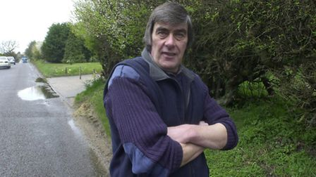 John Rudrum, former Belton with Brownston Parish Council chairman, who has died aged 63. Pictured in