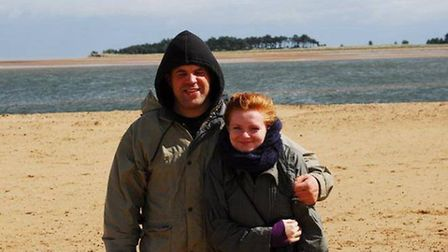 Ian Carter, who died by suicide, with his sister Naomi Carter, who says plans to reduce suicides mus