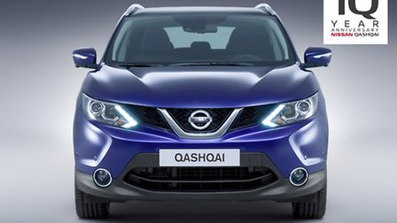 Secrets of success: Nissan reveals key numbers which helped Qashqai deliver 10 years of crossover le