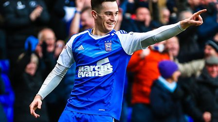 Suspended Tom Lawrence will be a big miss for Town.