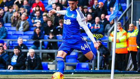 Beware the force of an Emyr Huws corner.
