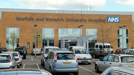 Chiefs are hoping to kick-start a �130m project to expand facilities at the Norfolk and Norwich Univ