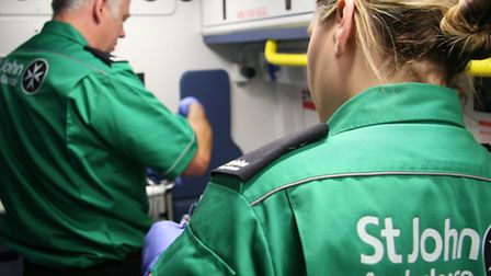 An appeal has been issued for more volunteers to join the St John's Ambulance Cromer Unit as youth h