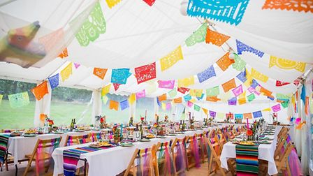 Take pics of the party room before everyone arrives. Photo Katherine Ashdown. www.katherineashdown.c