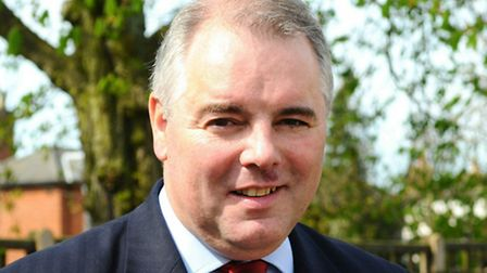 South Norfolk MP Richard Bacon. Picture: SONYA DUNCAN