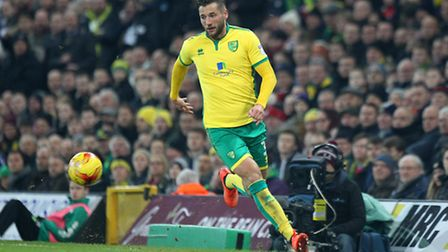 Mitchell Dijks has helped Norwich City bulk up for the Championship combat. Picture: Paul Chesterto