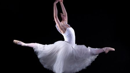 A full Corps de Ballet of 24 international dancers will perform in Ballet Theatre UK's production of