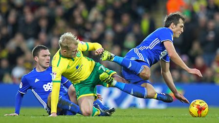 Steven Naismith is back in contention for Ipswich Town after a hamstring injury. Picture by Paul Ch