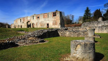 Thetford Priory. Picture: Sonya Duncan