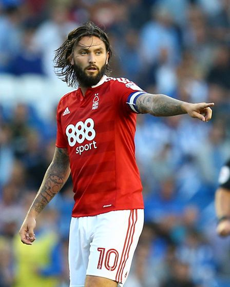 Henri Lansbury left Nottingham Forest for Aston Villa - were Norwich in for him? Photo: PA
