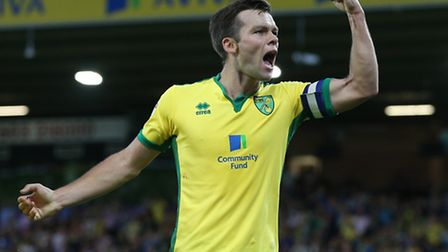 Jonny Howson celebrated five years at Norwich City this week. Picture: Paul Chesterton/Focus Images