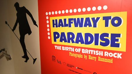 Time and Tide's new exhibition called Halfway to Paradise features the photos by Harry Hammond and l