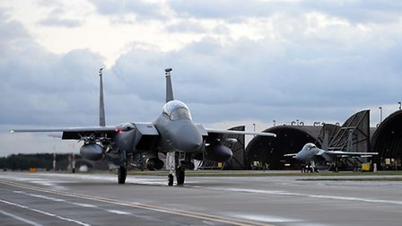 Medics from the American Airforce's personnel at RAF Lakenheath will work at the N&N during their ti