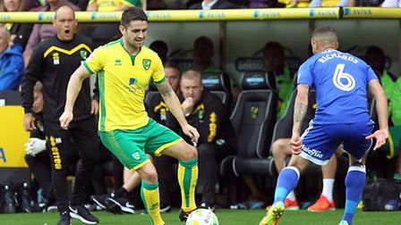 Robbie Brady played against Birmingham City but his future is still up for debate ahead of the trans