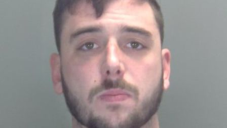 Joe Brown, 26, of Crown Place in Dereham was given a two year Criminal Behaviour Order after being c