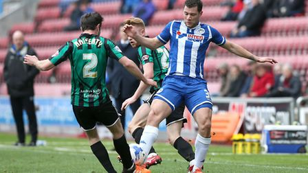 Yanic Wildschut has completed a move to Norwich City. Photo: Martin Rickett/PA Wire.