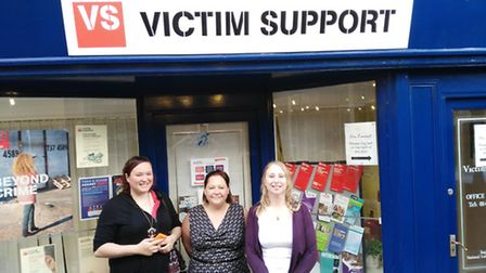 Surviving United - Domestic Violence Group in Lowestoft. Photo: Surviving United