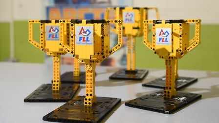 First Lego League at Neatherd High School.Picture: ANTONY KELLY