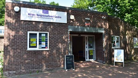 The Abbey Neighbourhood Centre, Thetford. Picture: SONYA DUNCAN