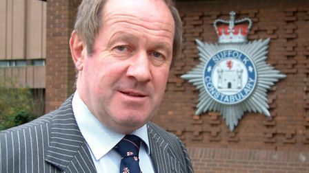 Tim Passmore, Suffolk Police and Crime Commissioner.