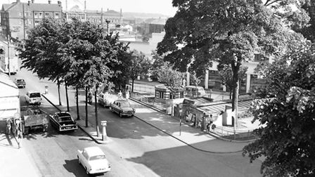 Prince of Wales Road in 1962. Picture: Archant Library