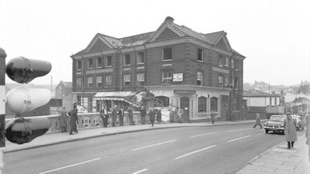 The Great Eatern Hotel on Prince of Wales road, 1963. Picture: Archant Library