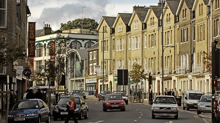 Prince of Wales Road in 2006. Picture: Bill Smith