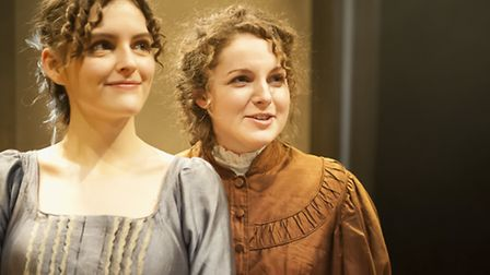 The timeless world of Jane Austen is explored in a new stage production of Northanger Abbey which op