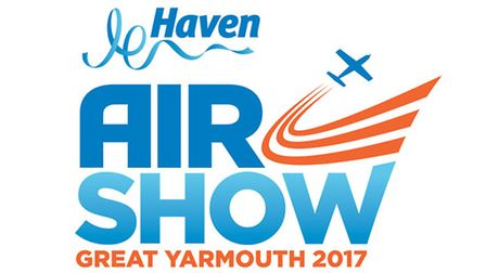 Haven Great Yarmouth Air Show logo. Submitted by TMS Media