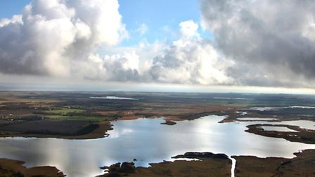 Hickling Broad. Picture: Mike Page
