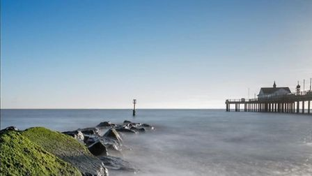Nice morning in Southwold by @nick_seaman_photos