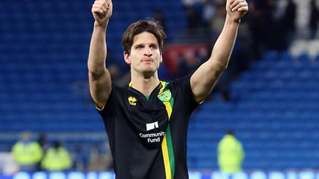 Timm Klose has been nominated for the Championship PFA Fans Player of the Month award for January.