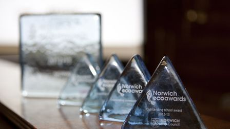 The hunt is on to find the next batch of Eco Award winners. Pic: Norwich City Council.