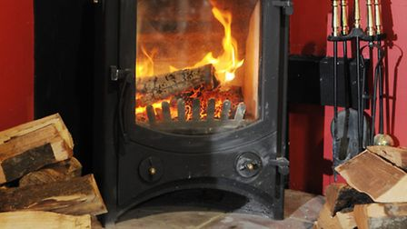 Fuirefighters are urging people to use woodburners safely. Picture: Archant Library.