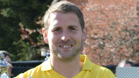 Andy Eastaugh returns for Norwich United against Long Stratton on Tuesday evening.