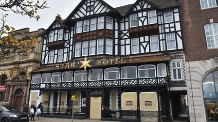 Library image of the Star Hotel in Great Yarmouth. Photo: Sonya Duncan